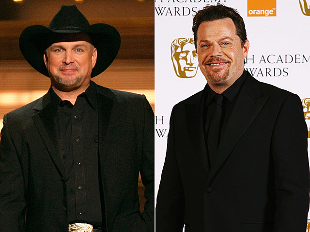 Garth Brooks, Eddie Izzard