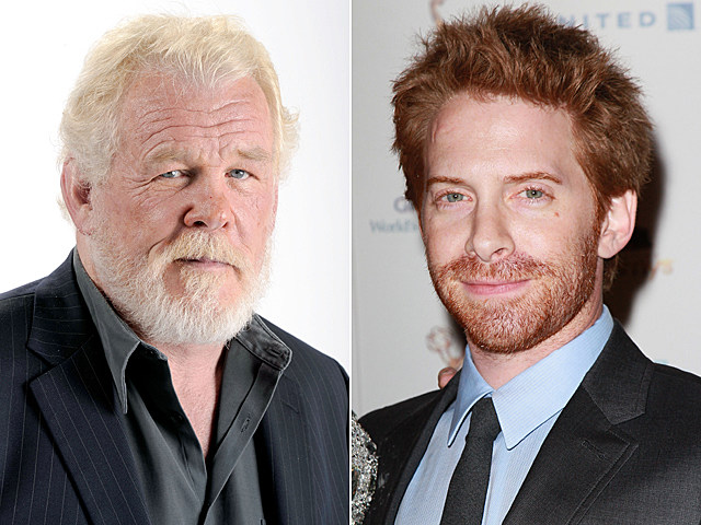 Nick Nolte, Seth Green
