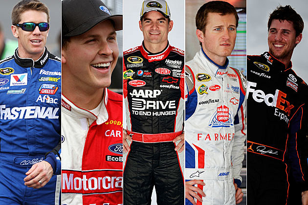Hot Daytona 500 drivers