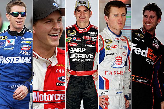 Hot Daytona 500 drivers