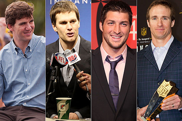 NFL Quarterbacks for President