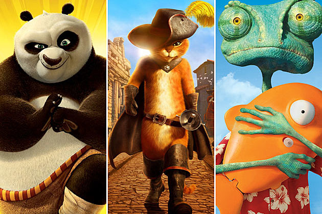 Oscars 2012 Best Animated Movie