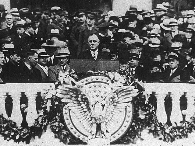 FDR-inauguration