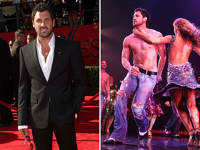 Maksim Chmerkovskiy on 'Dancing with the Stars'