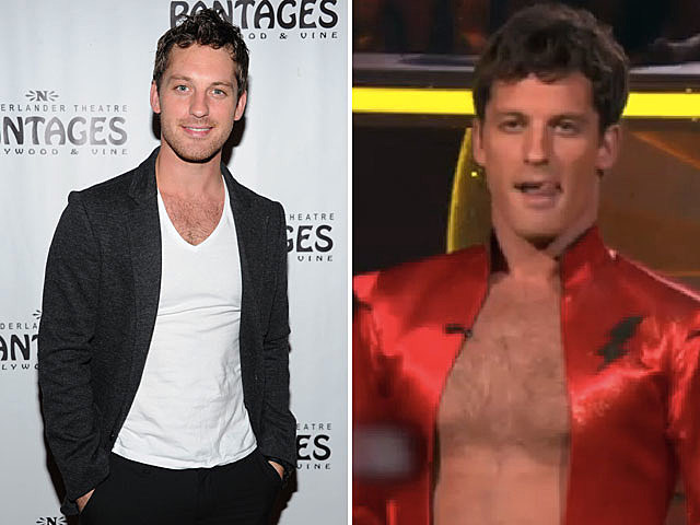 Tristan MacManus from 'Dancing with the Stars'