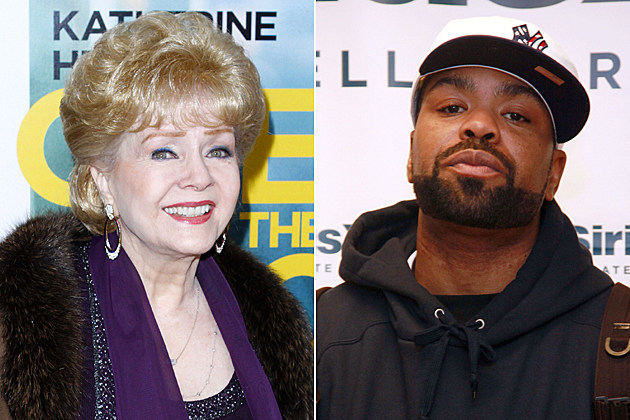 Debbie Reynolds, Method Man