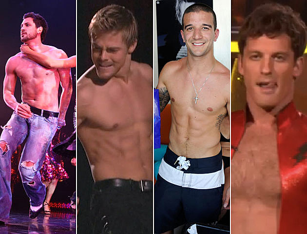 'Dancing with the Stars' hunks