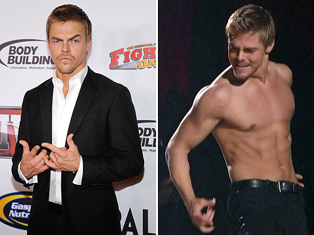 Derek Hough from 'Dancing with the Stars'
