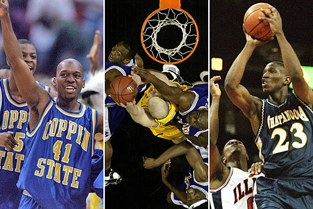 March Madness first-round upsets