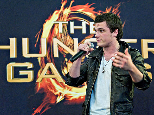 Josh Hutcherson, 'The Hunger Games'