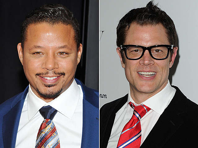 Terrence Howard, Johnny Knoxville