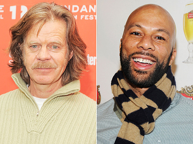 William H. Macy, Common