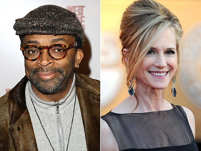 Spike Lee, Holly Hunter
