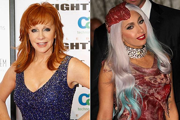 Reba McEntire, Lady Gaga