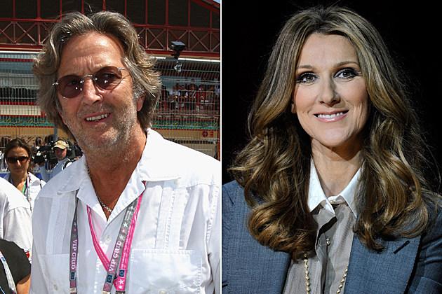 Eric Clapton, Celine Dion
