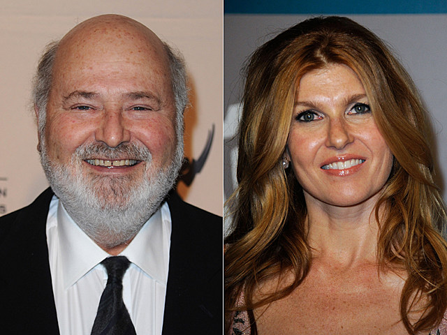 Rob Reiner, Connie Britton