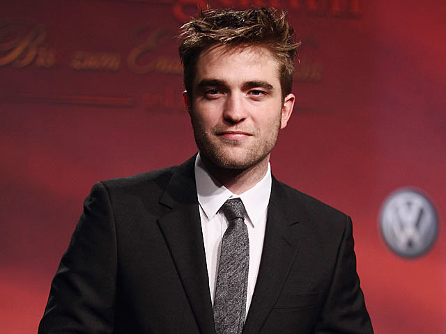 Robert Pattinson, 'Twilight'