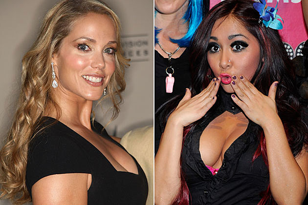 Elizabeth Berkley, Snooki are pregnant