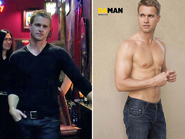 'True Blood's' Randy Wayne as Matt