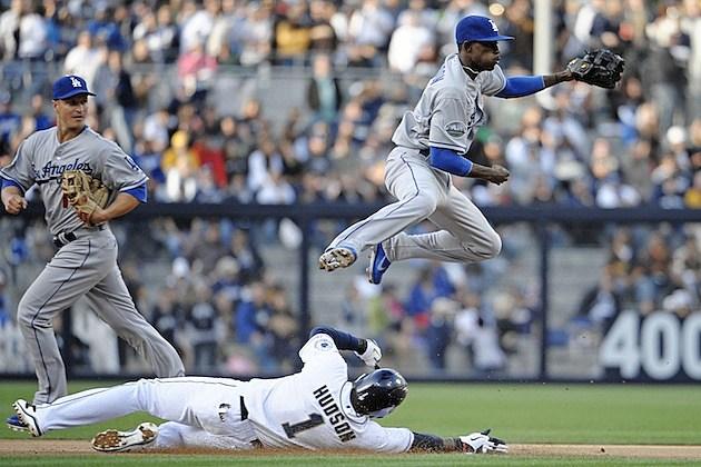 Dee Gordon , Dodgers