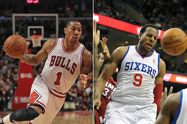 Bulls - Sixers