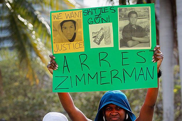 George Zimmerman-Trayvon Martin