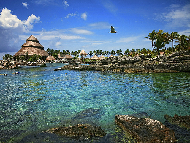 resort at Riviera Maya, Mexico