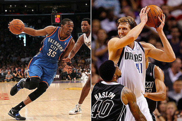 Thunder - Mavericks