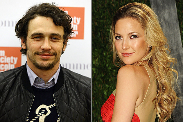 James Franco, Kate Hudson