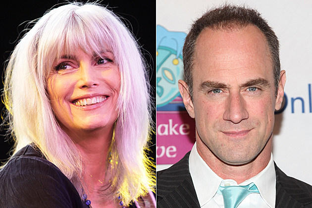 Emmylou Harris, Christopher Meloni