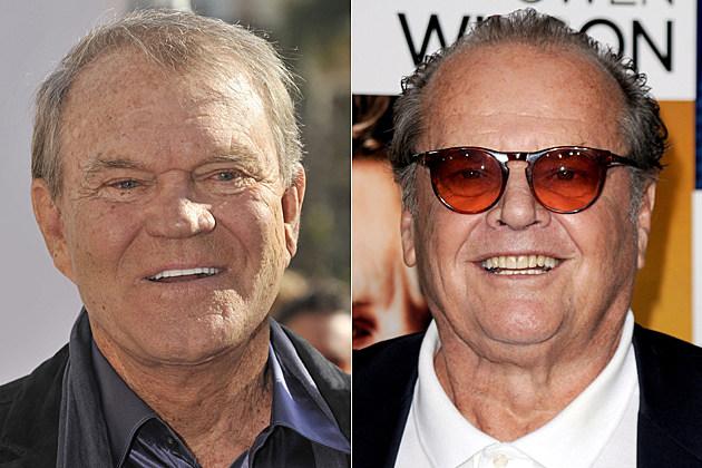 Glen Campbell, Jack Nicholson