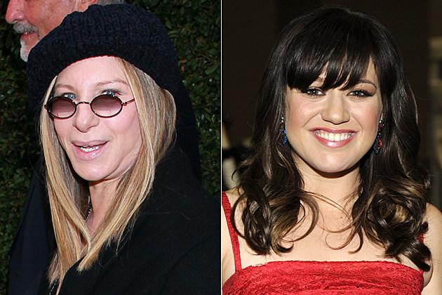 Barbra Streisand, Kelly Clarkson