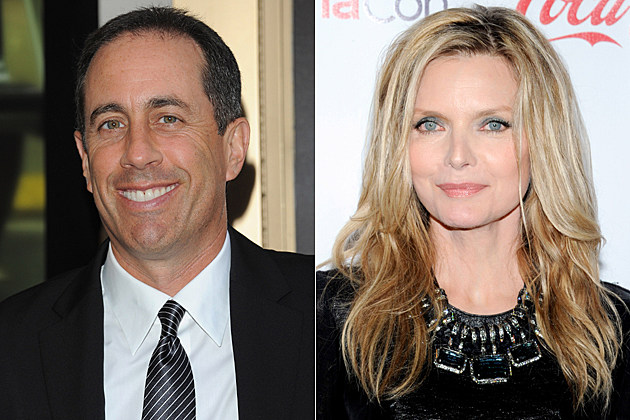 Jerry Seinfeld, Michelle Pfeiffer