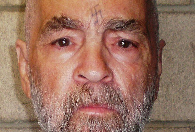 Updated Charles Manson Photo Released