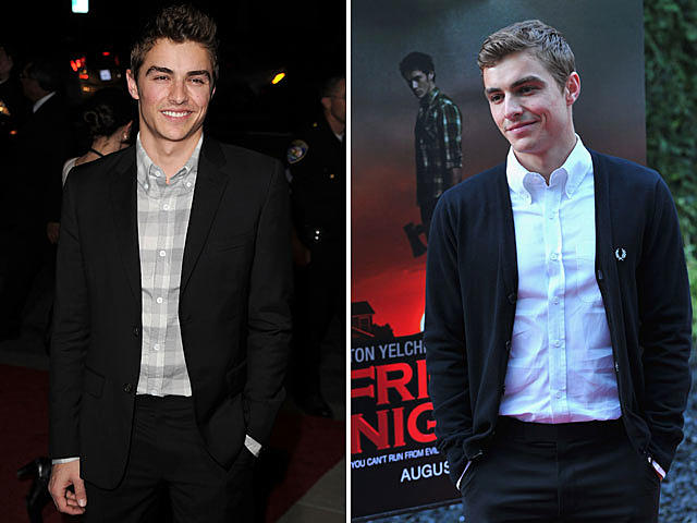 Meet dave franco james francos much hotter bro hunk of the day its when hes completely shocked that the magazine is buying him a beer although it happens so quickly we could hear every woman on the planet reading m4hsunfo