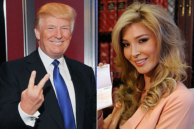Donald Trump, Transgender Miss Universe Hopeful