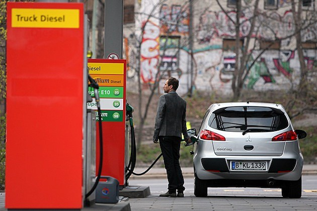 New Law To Affect Gasoline Pricing gas station