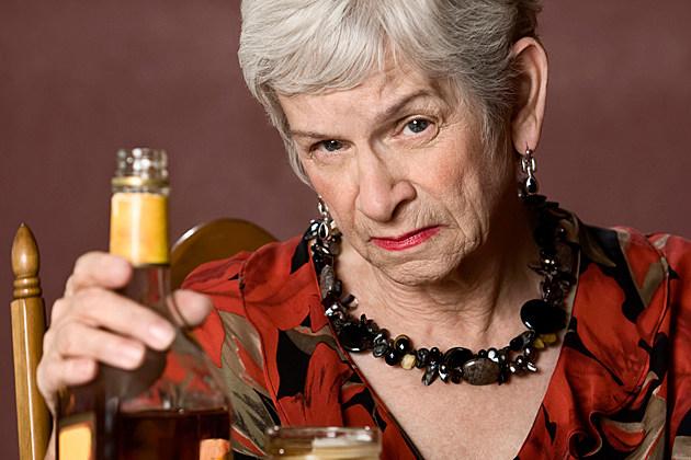 Old People-Addiction