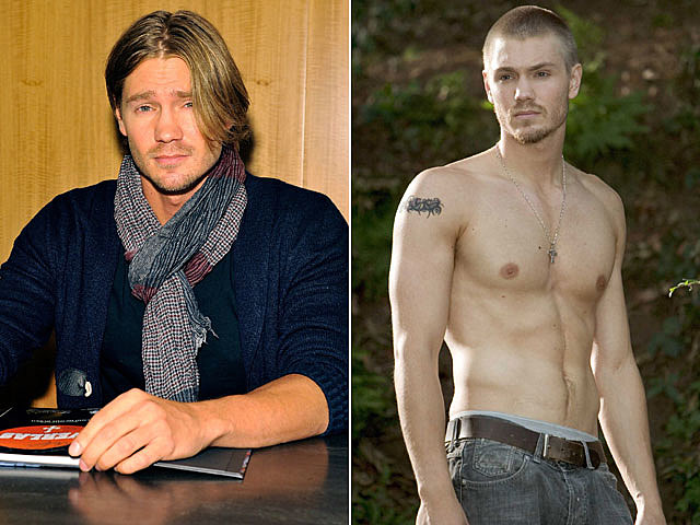 'One Tree Hill's' Chad Michael Murray