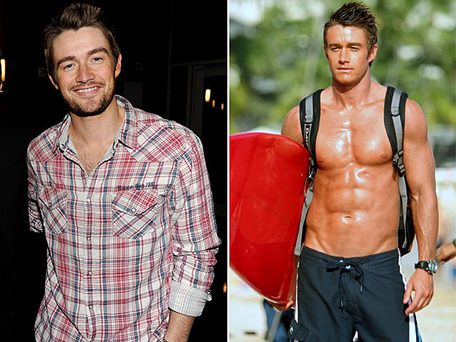 'One Tree Hill's' Robert Buckley