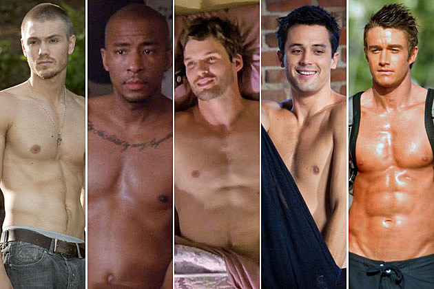 'One Tree Hill' hunks