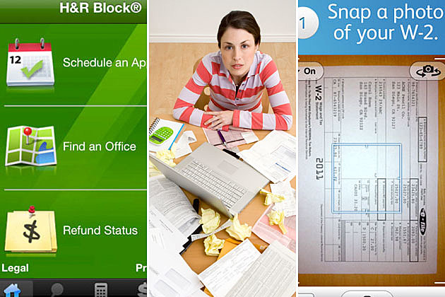 Smart Phone Tax Apps