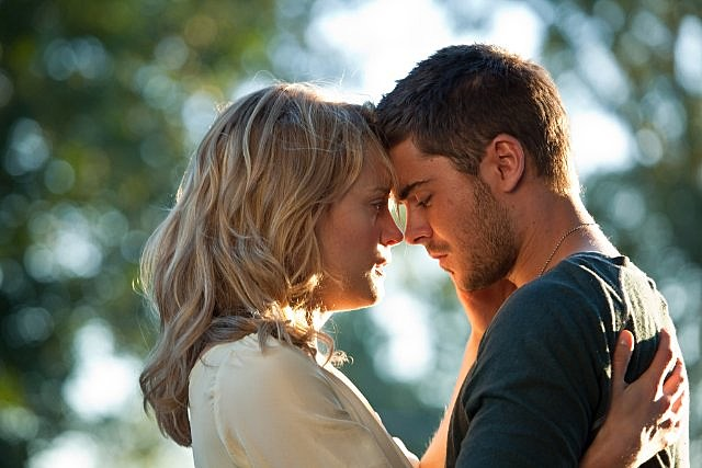 Zac Efron in 'The Lucky One'