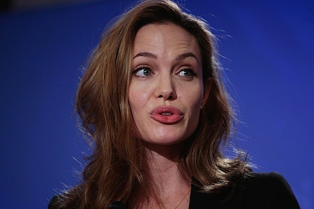 Luminaries Gather For Clinton Global Initiative Annual Meeting angelina jolie