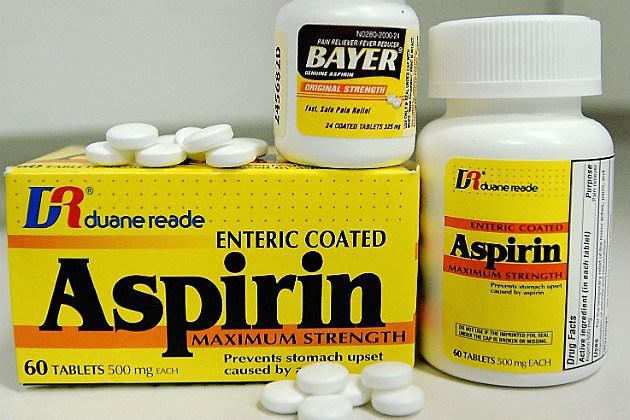 Aspirin May Reduce Risk of Skin Cancer