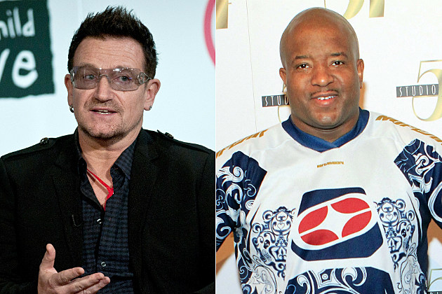 Bono and Young MC celebrate birthdays on May 10
