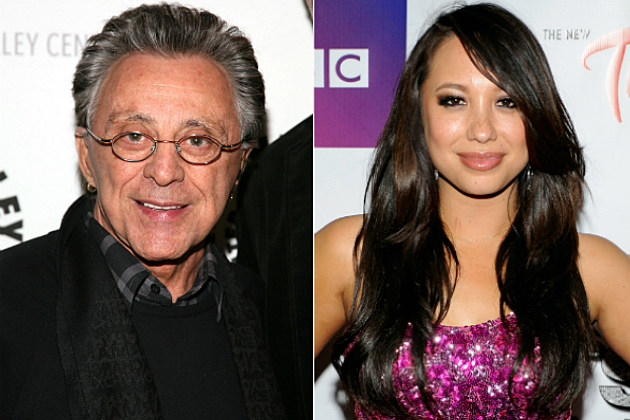Frankie Vallie and Cheryl Burke celebrate birthdays on May 3