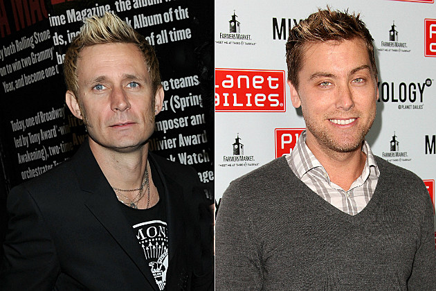 Mike Dirnt and Lance Bass celebrate birthdays on May 4