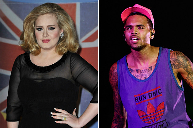 Adele and Chris Brown celebrate birthdays on May 5