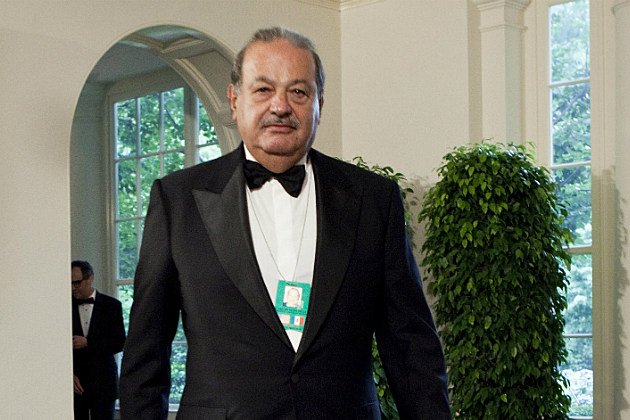 Carlos Slim Helu, the world's richest man